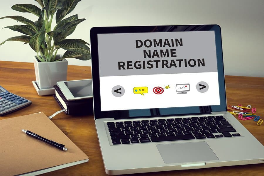 Off-page redesign issues -Domain Names