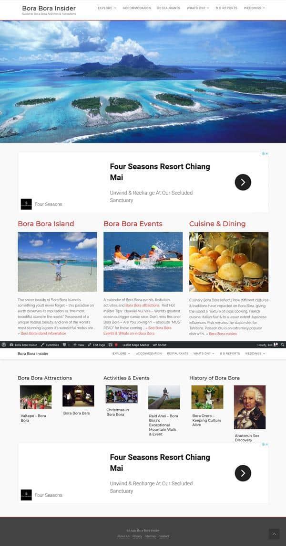 Bora Bora Insider