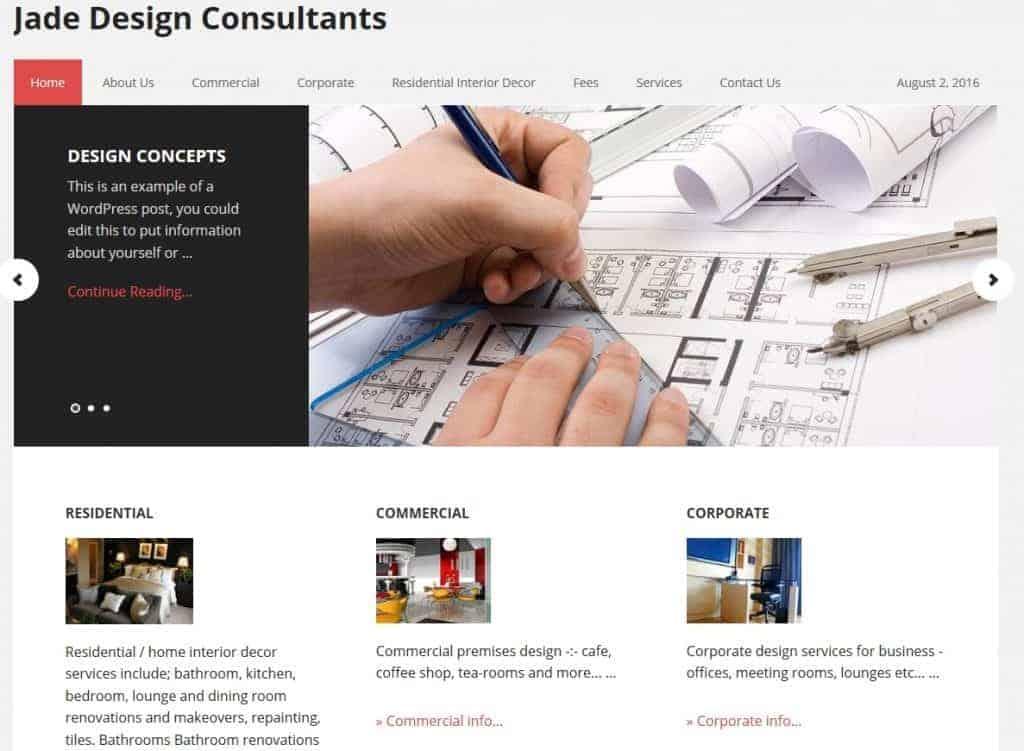 Jade Architecture NZ Ltd