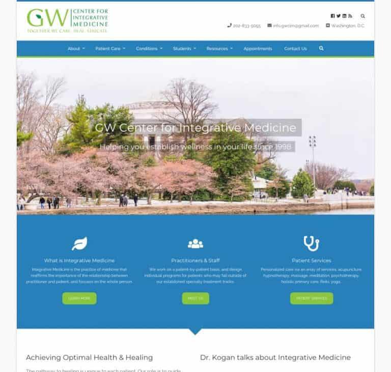 GW CIM