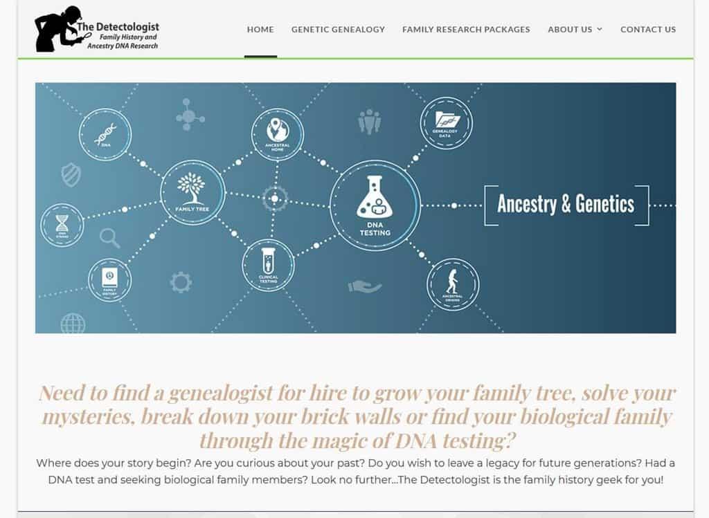 NZ Genealogist